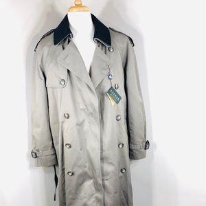 Ralph Lauren Edmond Beige Belted Trench coat